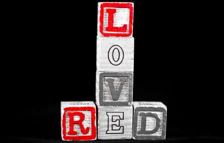 Spelling Alphabetic blocks