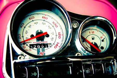 vespa piaggio: Vespa calibri moto Archivio Fotografico