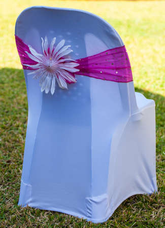 Chair Cover For a Girl