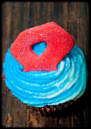 4th Birthday Cupcake