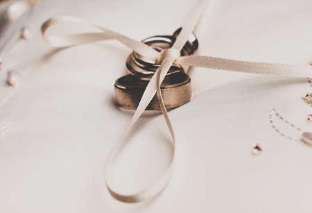 matrimony: two rings Matrimony