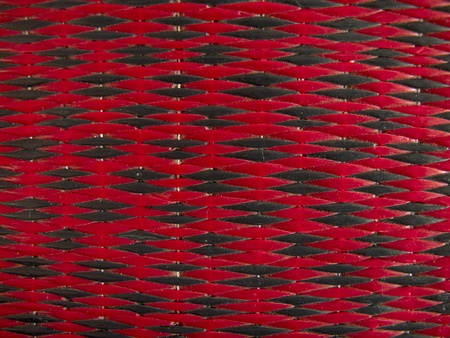 Texture of red and black mat background