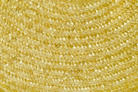 Strow background woven texture Stock Photo