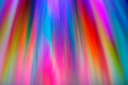 Colorful photo light spectrum background