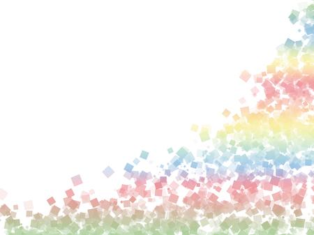 dispersion: corner dispersion style