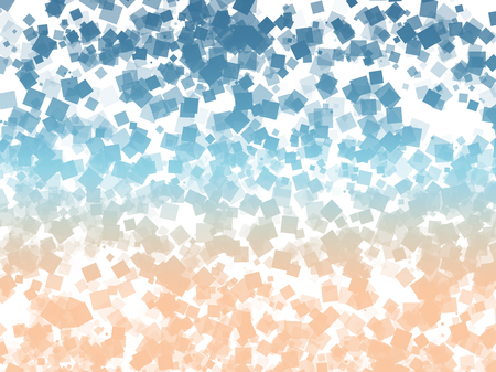 dispersion: sea beach dispersion style background