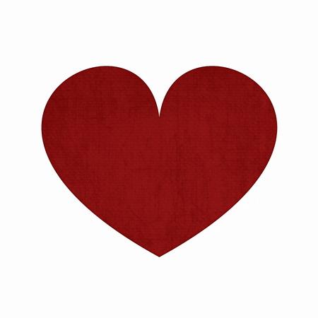 snug: heart symbol for valentines day Stock Photo