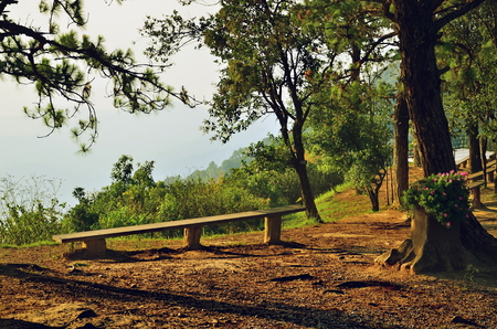 spiritless: High Mountain Viewpoint