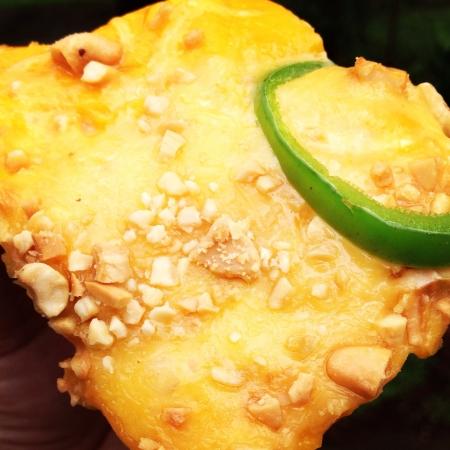 porno: una pizza mango appositamente realizzato dalla sua pi� bella isola di Guimaras