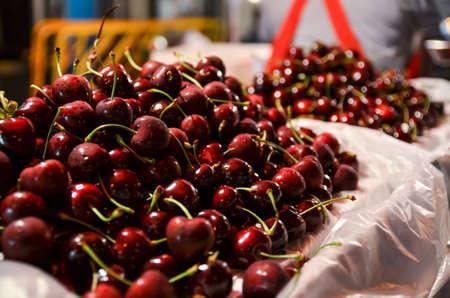 frutas chery Foto de archivo - 17903868