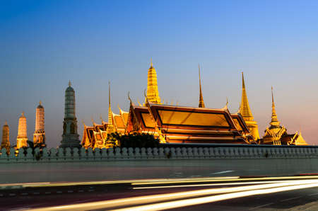 Wat phra kaeo, Bangkok Thailand