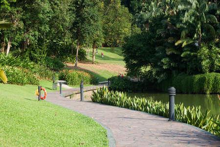 botanic: singapore botanic garden