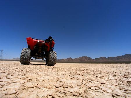 ATV adventure Reklamní fotografie