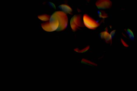 Golden abstract trendy holographic blurred background. Place for design. Festive concept.