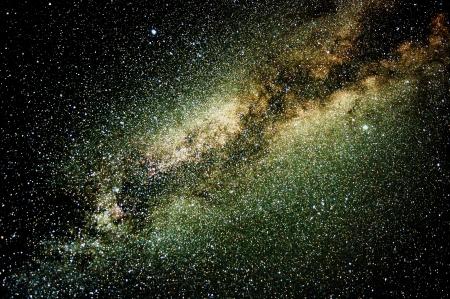 Milky Way Wide Field Archivio Fotografico