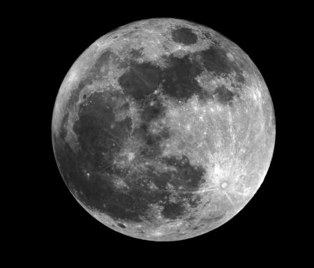 Full Moon Stock fotó