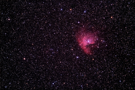 Pacman Nebula photo