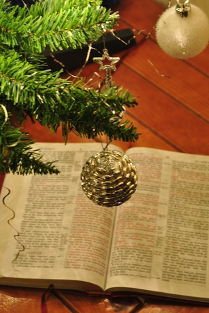 Christmas Bible Study photo