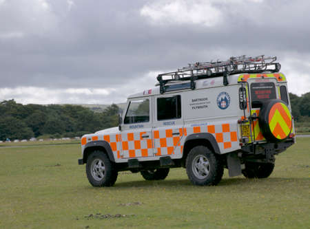 Search and Rescue Ambulance for Dartmoor