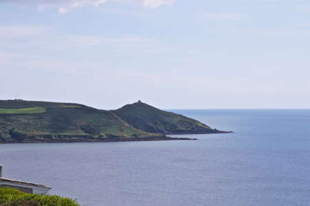 Rame Head Cornwall UK