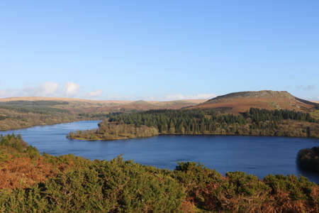 Autumn Burrator Reservoir 4