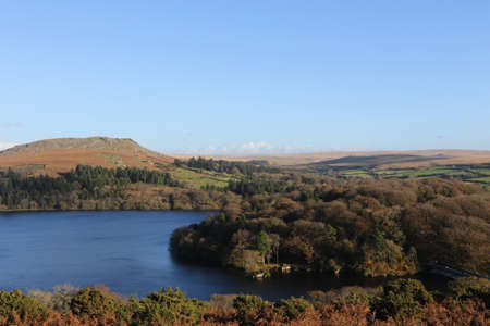 Autumn Burrator Reservoir 3