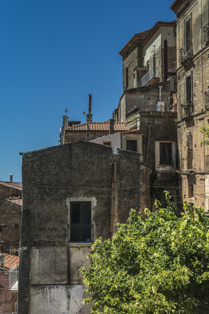 slow lane: Pisciotta, Italy, a small village between the sea is the hill