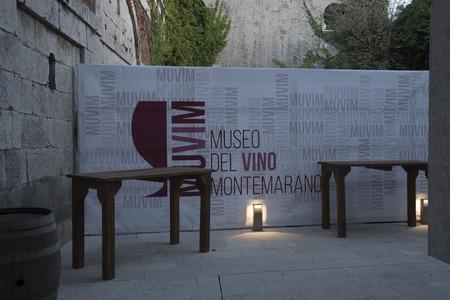 17: Montemarano, wine museum, meeting of 17 October 2015. Wine Festival