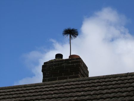 chimney sweep Stock Photo - 1894598