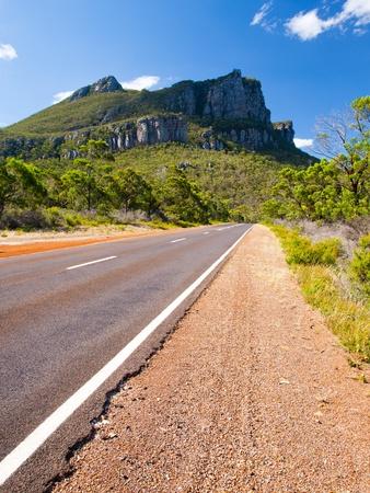 Mt Abrupt, Grampians National Park, Victoria, Australia