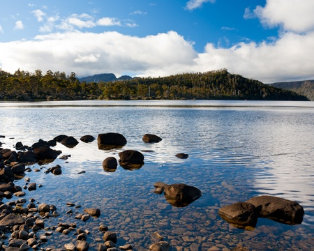 australasia: Australasia beauty spot Stock Photo