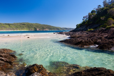 Number One Beach, Myall Lakes National Park, New south Wales, Australia
