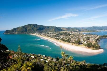 ニュージーランドの美しい夏