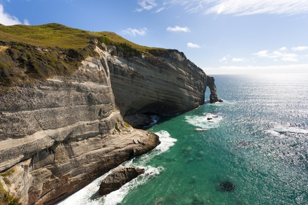 Cape Farewell South Island New Zealand