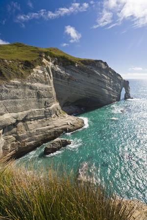 abschied: Cape Farewell S�dinsel von Neuseeland