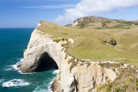 Cape Farewell South Island New Zealand