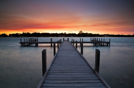 On the waterfront at Mandurah Western Australaia