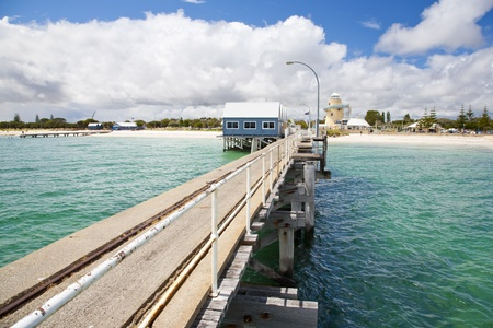 busselton: On the Famous Jetty at Busselton South West WA