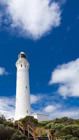augusta: Faro de Cabo Leeuwin Augusta Australia Occidental wa