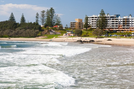 Town Beach, Port Macquarie, New South Wales, Australia Stock Photo - 13212203