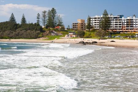 Town Beach, Port Macquarie, New South Wales, Australia Stock Photo - 13212203