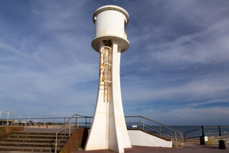 Littlehampton Lighthouse West Sussex England UK