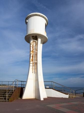 west sussex: Littlehampton Lighthouse West Sussex England UK