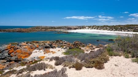 yorke: Corny Point, Yorke Peninsula, South Australia Stock Photo