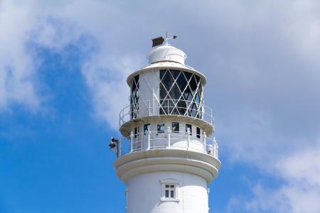 east riding: Flamborough Head Lighthouse Yorkshire England UK Europe Stock Photo