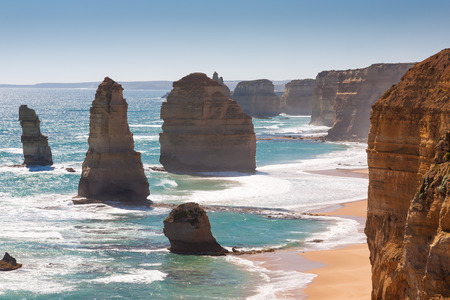 Twelve Apostles, Port Campbell National Park, Great Ocean Road Victoria Australia photo