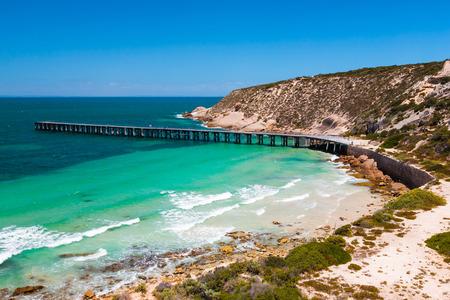 Stenhouse Bay, Parc national Innes, la péninsule de Yorke, Australie du Sud
