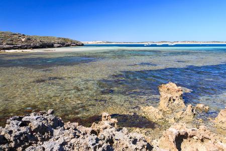 yorke: Pondalowie Bay, Innes National Park, South Australia Stock Photo