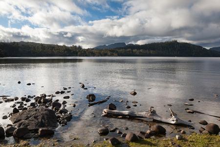 bushwalk: Lake St Claire Tasmania Australia