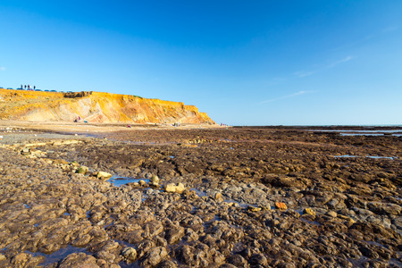 Compton Bay on the Isle Of Wight England UK Europe Stock Photo
